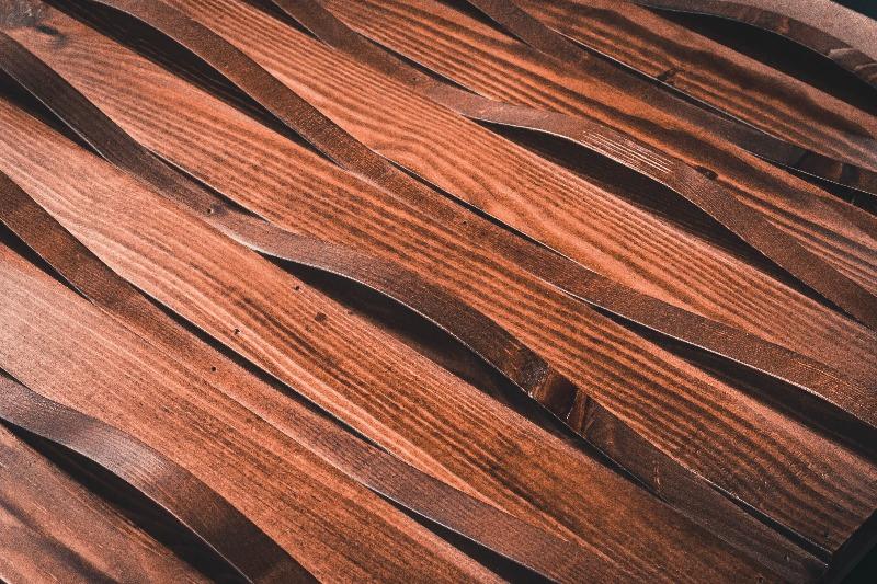 wood frames with primer