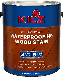 Best Stain for Redwood Deck
