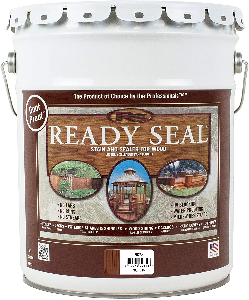 Image of ready seal, a formula to waterproof your treated wood