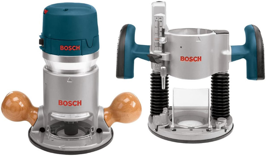 Image of Bosch, one of the best wood routers for beginners