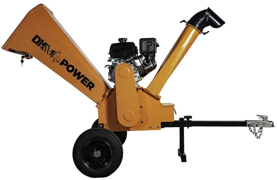 Image of DK2 Power 14HP, our best commercial wood chipper