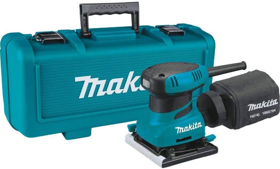 Image of Makita BO4556K, Top tool on our best wood sanders