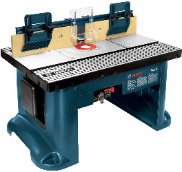 Image of a professional router table