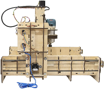 Image of BobsCNC Evolution 3 CNC Router Kit, the best CNC router for woodworking