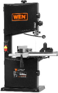 Image of a bandsaw