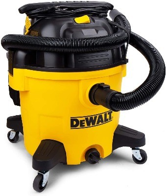 Image of DeWALT DXV10P, the best shop vac for dust collection