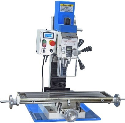 Image of precision Mathews, the Best Benchtop Milling Machine