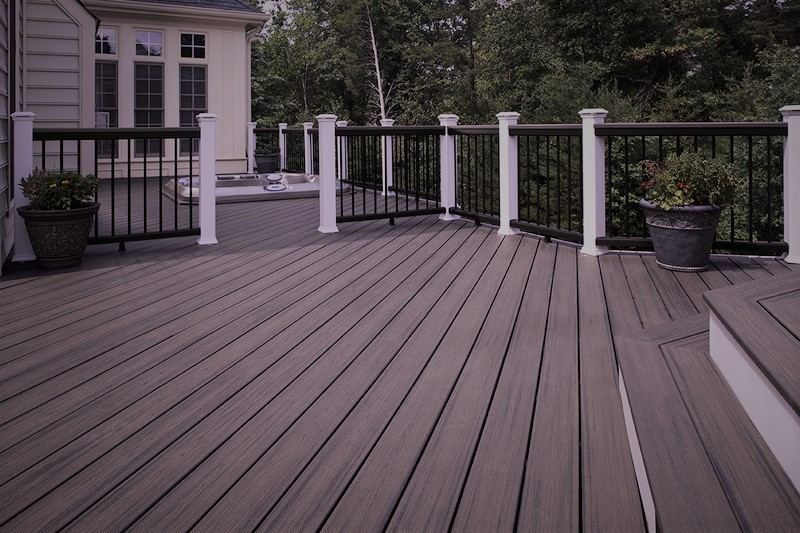 Image of trex decking but Can You Mix Trex Deck With Wood?