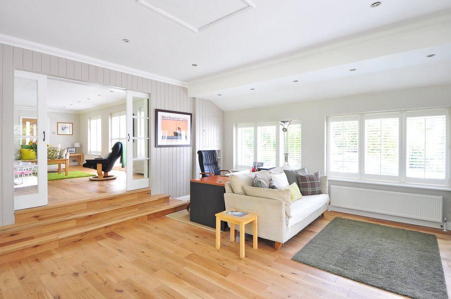 Image of wooden flooring but Does Humidity Affect Wood Floors?