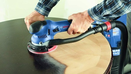 sanding is one way of How to Remove Paint From Wood Without Chemicals