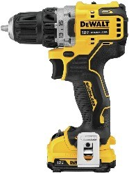 Image of dewalt extreme drill for woodworking