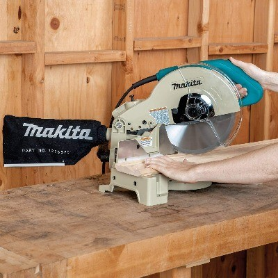 Image of Makita, the best compound miter saw for woodworking
