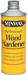 Image of Minwax, one of the best wood hardeners