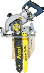 Image of prazi worm drive saw