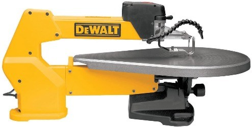 Image of dewalt, the best scroll saw for woodworking