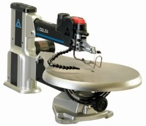 Image of delta, the best scroll saw for woodworking