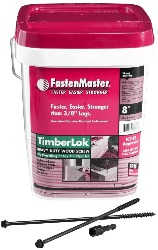 Image of FastenMaster, one of the best deck screws for pressure treated wood