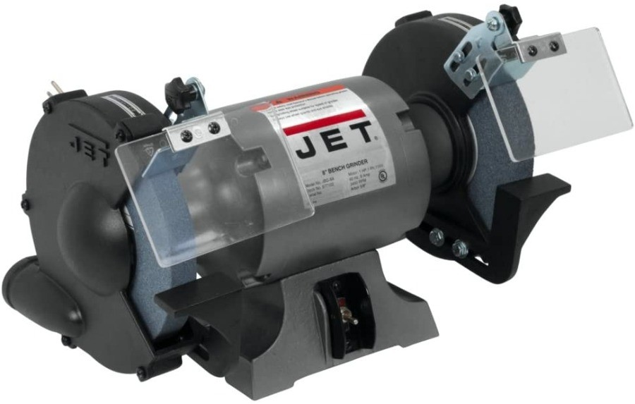Image of Jet, arguably the best bench grinder for woodworking