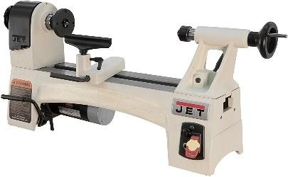 Image of Jet wood lathe