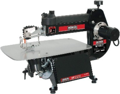 Image of Kings industrial, arguably the best scroll saw for woodworking
