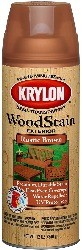Krylon, one of the best stains for rustic look