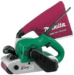 Image of Makita, one of the Best  Belt Sander for Woodworking