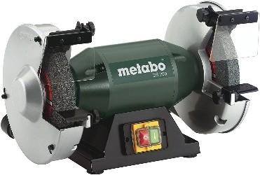Image of Metabo bench grinder for woodworking