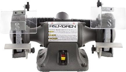 Image of bench grinder