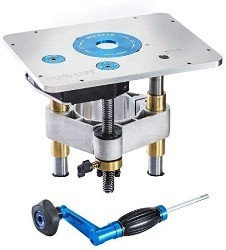 Image of rockler pro router lift