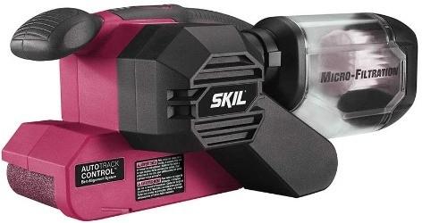 image of skil belt sander for woodworking