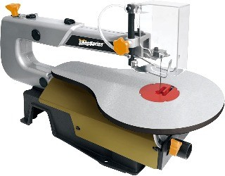 Image of shop series scroll saw