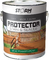 Storm protector, the best wood sealer for pine