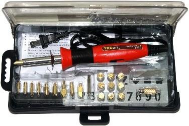 Image of TRUart, the best wood burning kit