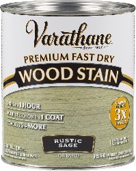 image of varathane the best stain for rustic look