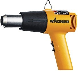 Image of heat gun, one way of How to Remove Paint From Wood Without Chemicals