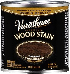 Varathane stain for mahogany deck