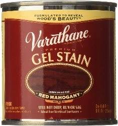 Deck Stain for Mahogany
