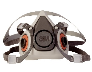 Image of a reusable dust mask