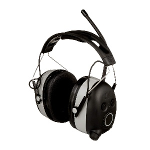 Image of a hearing protector for woodworkers