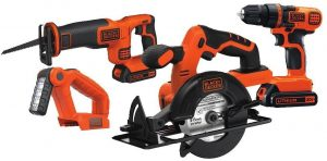 Image of the best cordless drill for woodworking