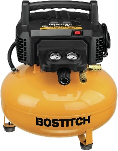 Image of one of the best air compressors for woodworking