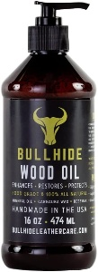 Bull Hide outdoor furniture oil