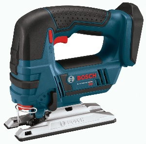 Image of Bosch, arguably the best jigsaw for woodworking