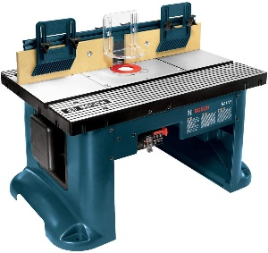 Image of Router table