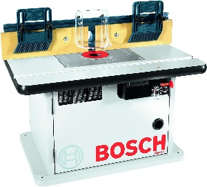 Bosch professional router table