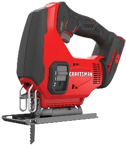 Image of cordless jigsaw for woodworking