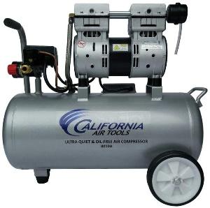 woodworking air compressor