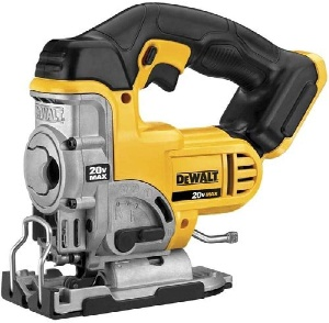 Image of the best cordless jigsaw for woodworking