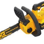 Image of Dewalt chainsaw