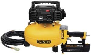 Image of Dewalt Air Compressor for woodworking